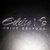 Photo taken at Eddie V's Prime Seafood by Lisa M. on 7/25/2014