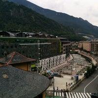 Photo taken at Hesperia Hotel Andorra la Vella by Alexey S. on 9/22/2014