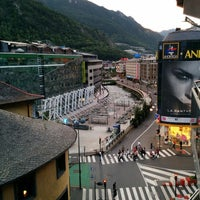 Photo taken at Hesperia Hotel Andorra la Vella by Alexey S. on 9/19/2014