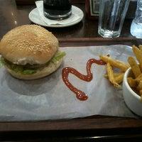 Photo taken at Cafe Nush by Rufaro M. on 1/6/2014