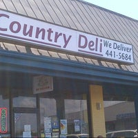 Photo taken at Country Deli by Ann-Cabell B. on 8/31/2013