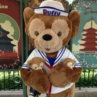 Photo taken at Duffy The Disney Bear by Duffy Bear on 11/10/2012