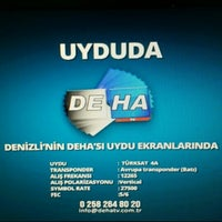 Photo taken at Deha Medya (Tv&Radyo) by Dilay Ö. on 6/14/2016