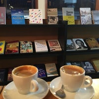 Photo taken at Café com Verso by Vanessa G. on 6/16/2017