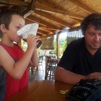 Photo taken at Bistro Porat by Filip K. on 7/15/2014