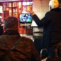 Photo taken at Bar Pepe by Özlem A. on 1/30/2013