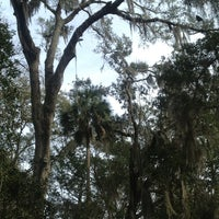 Photo taken at The Theodore Roosevelt Area at Timucuan Preserve by Tim B. on 1/22/2013