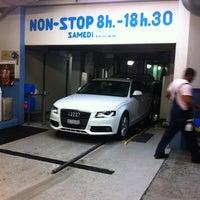 Photo taken at Salon de lavage by Nikita M. on 7/13/2012