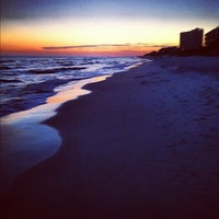 Photo taken at Seagrove Beach by Matt G. on 4/28/2012