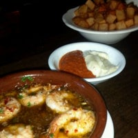 Photo taken at Tapeo 29 by Manny L. on 3/4/2012