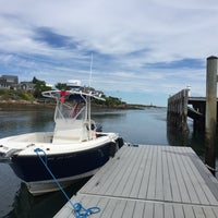 Photo taken at Biddeford Pool Yacht Club by Lockhart S. on 7/30/2016
