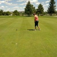 Photo taken at Lake Hills Golf Course by Tim M. on 6/19/2012