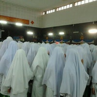 Photo taken at Sekolah Agama Menengah Batu 10 Cheras by Alya on 7/8/2012