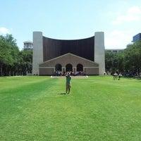 5/19/2012 tarihinde Hussam F.ziyaretçi tarafından Gerald D. Hines Waterwall Park'de çekilen fotoğraf