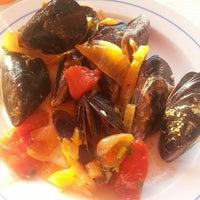 Photo taken at Restaurante Alfa 2 by Susana D. on 9/1/2013