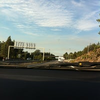 Photo taken at Auto-estrada A3 by Nelson C. on 9/15/2013