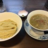 4/5/2018につぼいがらぁ麺 紫陽花で撮った写真
