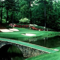 Photo taken at Augusta National Golf Club by Corey G. on 4/14/2013
