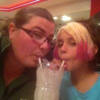 Photo taken at Steak 'n Shake by Chelsea C. on 3/10/2013