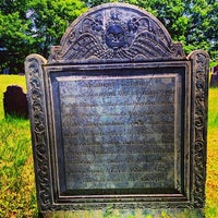 Photo taken at Milford Cemetery by Chelsea C. on 6/21/2014