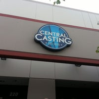 Photo taken at Central Casting by Karl S. on 4/4/2014
