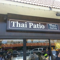 Photo Taken At Thai Patio By Karl S. On 6/5/2013 ...
