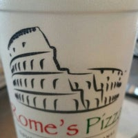Photo taken at Rome's Pizza by Karl S. on 6/14/2016