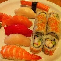 Photo taken at Sushi 'n Thai by Alex V. on 7/1/2013