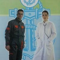 "Photo taken at ""SP-RADANPROM"" D.O.O. Komplet zaštita na radu by Vladimir M. on 2/13/2013"