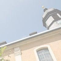Das Foto wurde bei Michaelskirche von Ulli N. am 10/24/2013 aufgenommen