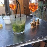 Photo taken at La Deliciosa Beach Bar by Baptiste T. on 8/24/2017