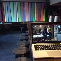 Photo taken at Café Video by Baptiste T. on 5/6/2015
