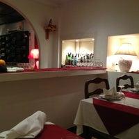 Photo taken at La Taverna by Nadya C. on 2/16/2013