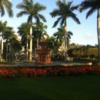Photo taken at The Ritz-Carlton Golf Resort, Naples by Elton A. on 2/13/2013