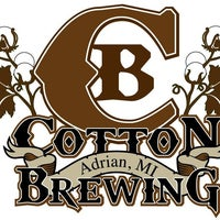Photo taken at Cotton Brewing Co. by Timothy H. on 10/14/2013