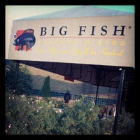 Photo taken at Big Fish by Timothy H. on 10/4/2012