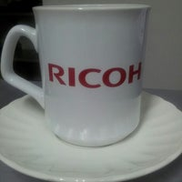 Photo taken at Ricoh by Javier T. on 10/11/2012