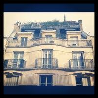 Photo taken at Hôtel Royal Magda Etoile by Kateryna T. on 1/30/2013