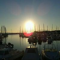 Photo taken at Port de La Londe-les-Maures by PéNé L. on 2/16/2013