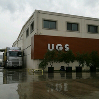 Photo taken at UGS by Metin H. on 2/22/2013