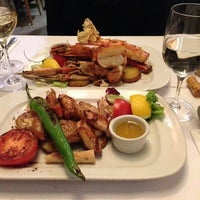 Das Foto wurde bei Nautilus Fischrestaurant von Oliver am 1/26/2013 aufgenommen