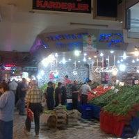 Photo taken at Katli pazar by Muhsin on 7/13/2013