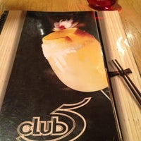 Photo taken at Club 5 by Denitsa D. on 2/8/2013