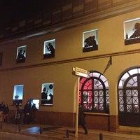 Photo taken at Teatre Municipal De Bescanó by Imma V. on 1/18/2014