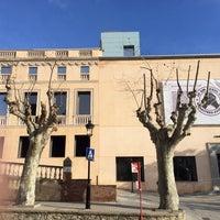 Foto tomada en Fundació Palau por Imma V. el 2/12/2014