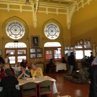 2/23/2013 tarihinde Asli F.ziyaretçi tarafından Orient Express Restaurant'de çekilen fotoğraf
