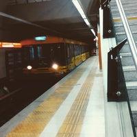 Foto tomada en Estación Juan Manuel de Rosas - Villa Urquiza [Línea B] por nina o. el 7/10/2016