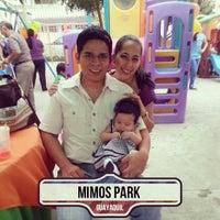 Photo taken at Mimos Park by Carlos V. on 9/1/2013