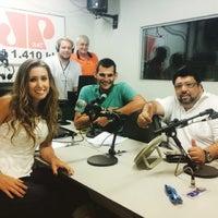 Photo taken at Jornal Cidade de Rio Claro by Ana Cecilia P. on 12/30/2014