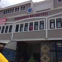 Photo taken at Gündoğdu Belediyesi by ertu1983 on 7/9/2013